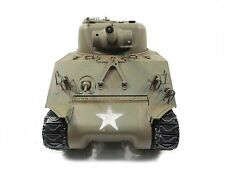 Mato 1/16 All Metal M4A3 Sherman RTR RC Tank Infrared Recoil Army Green 1230