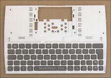 Orig. TopCase Tastatur f. Asus Eee Pad Slider SL101 SL 101 Series - Weiss/Grau -