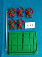 Battle Masters - 5 Arqueros Imperiales con Base de Unidad - JU318