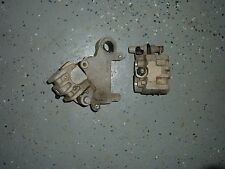 1992 Suzuki RM125 RM 125 Both Front Rear Brake Calipers PARTS (113/16)