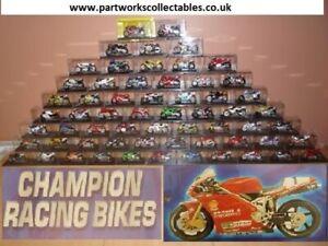 Deagostini Champion Racing Bikes