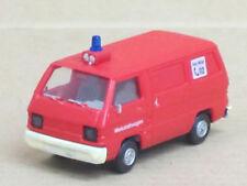 """Mitsubishi L 300 Transporter Feuerwehr """"Werkstattwagen 112"""", o.OVP, Rietze, 1:87"""