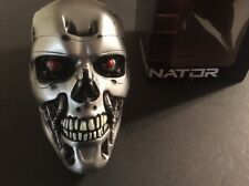 Loot Crate Exclusive Chronicle Terminator Genisys Half Scale Endo Skull