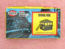 AIRFIX 03610: SIGNAL BOX - PLASTIC CONSTRUCTION KIT - UNUSED/SEALED
