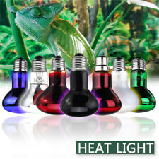 E27/B22 40/50/60/75/100W Day Night Amphibian Snake Lamp Heat Reptile Bulb Light