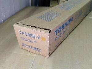 Toshiba Tonerkartusche T-FC65E-Y Yellow Original e-STUDIO 5540C