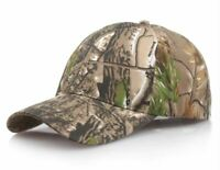 REALTREE CAMO CAP HAT CAMOUFLAGE FOR FISHING HUNTING OUTDOORS BASEBALL CAP