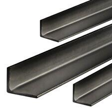 Stahl L Profil Winkel Winkelstahl Warmgewalzt Roh Schwarz 1.0038