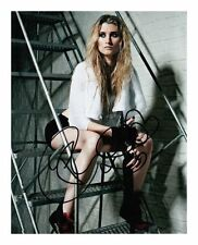 CHARLEY WEBB AUTOGRAPHED SIGNED A4 PP POSTER PHOTO