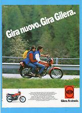 MOTITALIA982-PUBBLICITA'/ADVERTISING-1982- GILERA TG2 125