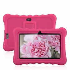 "7"" INCH KIDS ANDROID 4.4 TABLET PC QUAD CORE WIFI Camera Xmas CHILD CHILDREN"