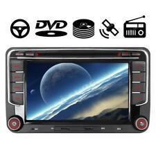 2 DIN Autoradio GPS NAVI DVD  für VW Golf 5 6 PLUS Touran 1T Polo Tiguan EOS T5