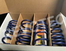 H&R Sport Lowering Springs For 96-03 BMW E39 540i Sedan w/o Sport Suspension