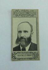 1901 Cigarette Card American Tobacco Company ATC Australian Parliament Stewart