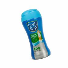 New listing Fresh Step Cat Litter Crystals   Cat Litter Box Deodorizer 1 Pack Fresh Scent