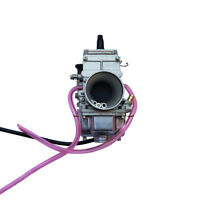 Carburetor For Mikuni TM34 TM/TMX 34mm 34 mm Flat Slide Smoothbore Carb TM34-2