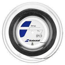 Babolat RPM Team 17G 1.25mm (black) 660ft 200m Reel Tennis String
