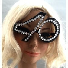 40 Glasses 40th Birthday Novelty Eye Glasses Gag Forty Fun  Photo Booth One Pair