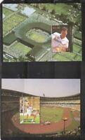 St Vincent , Olympics Seoul 1988.  Souvenir sheets .MNH