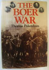 #VW10,, Thomas Pakenham THE BOER WAR, HC GC