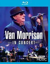 Van Morrison - In Concert (NEW BLU-RAY)
