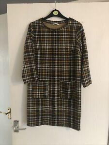 Ladies - Women's - Dress Size 10 - Eur 38 - Multi - Box Dress - TU - Fabulous