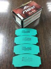PMU brake pads for AP Racing 4POT Project Mu Racing 999 F1076