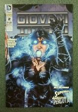 GIOVANI TITANI n. 2 Ultra Variant - Lion - DC Comics - NUOVO / New 52