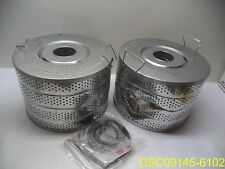 Case of 2: Dented Drums Puritan LF Carbon-Core Dry Cleaning LF7000