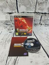 Rugby Challenge 2-Los Leones Tour Edition (Sony PlayStation 3, 2013) Completo