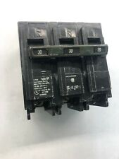Siemens ITE Q330 snap in 3 pole 30amp 240v circuit breaker QP type 30A