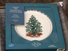 Lenox 1994 Christmas Trees Around the World Poland Limited Edition.