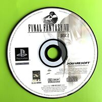 Final Fantasy VIII Disc 2 Replacement | Sony PlayStation 1 | PS1 | DISC ONLY