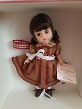 "Madame alexander 8"" doll grandma's girl for Shirley's dollhouse Brunet hair SALE"