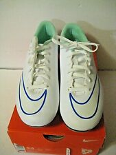 Nike 658575 Women's Mercurial Vortex 2 Firm Ground Soccer Low Cleats Shoes 9.5