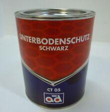 4,12€/KG inkl Mwst 1,3 kg Dose Unterbodenschutz schwarz  Pinselauftrag NEU