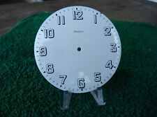 CLEVER Eight Day Clock DIAL Porcelain 7 mm Diameter