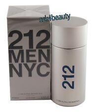 212 NYC By Carolina Herrera 6.7oz/200ml Edt Spray For Men New In Box
