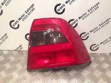 Vauxhall vectra b berline 2002 o/s/r light cluster