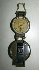 Boussole / Lensatic Compass Liquid filled PAT.P. Made in Japan