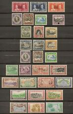 COOK ISLANDS 1937-49 KGVI MNH CAT £235 INC SG127/9, 137/45, 150/9 (32)