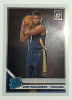 2019-20 Optic Zion Williamson Rated Rookie RC Pelicans 🔥 Invest!
