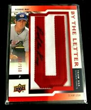 2009 Signature Stars USA By the Letter Signatures /100 Robbie Ray Auto