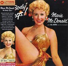 MARIE MCDONALD /THE BODY' SINGS! - ltd.mini LP(paper sleeve) [CD]