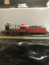 Arnold used n scale steam locomotive