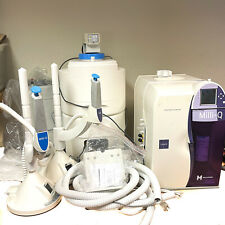 Millipore Milli Q Integral 15 Water Purification System With Tank E Pod Q Pod Elix