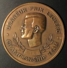 1966 US Army Europe USAREUR Prix LeClerc Championship Team Medal