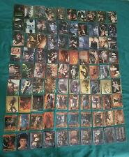 1998 Inkworks Alien Legacy Complete 90 Card Set Trading Cards