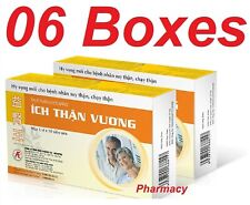 6 Boxes Ich Than Vuong 30 Tablets - Herbal Food Supplement For Kidney Health !