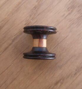 Antique Tunbridge Ware Thread Waxer